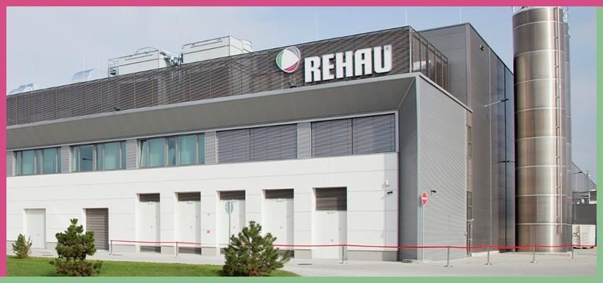 Завод пластиковых окон Рехау